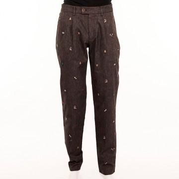 Pantalons Habillés -...