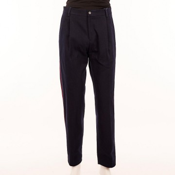 Pantalons Habillés - Wool...