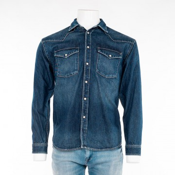 Chemises Jeans - Kiss Denim...