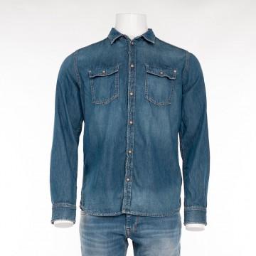 Chemises Jeans - Hamond...