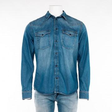 Chemises Jeans - Noah Denim...