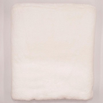 Serviettes de bain - Blanc...